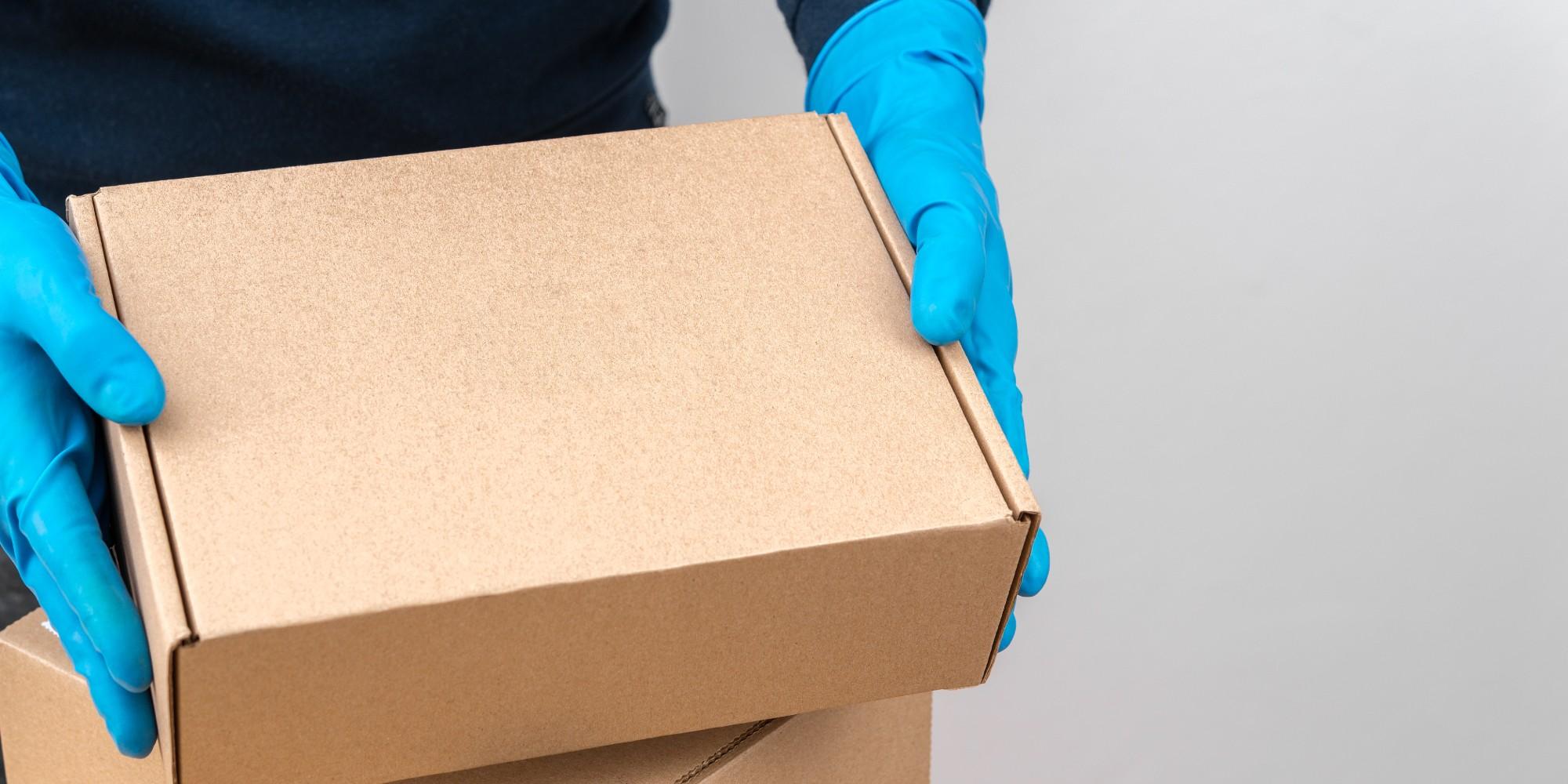 Construction Site COVID-19 protocols delivery pick ups