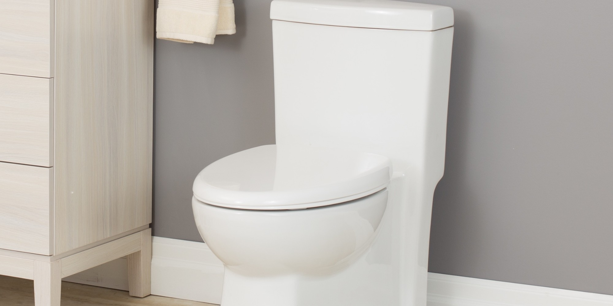 Contrac Elongated Toilet Example