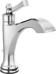 Delta Dorval Single Handle Bathroom Faucet