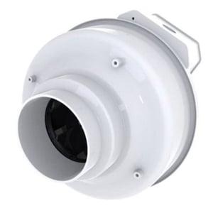 Fantech HP190 Plastic Inline Radon Fan without Bracket