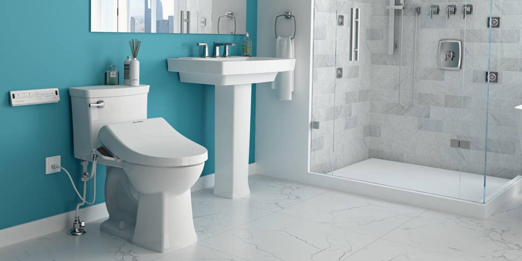 American Standard SpaLet Bidet Concept Bathroom