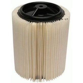 Ridgid Everyday Dirt Standard Pleated Paper Filter
