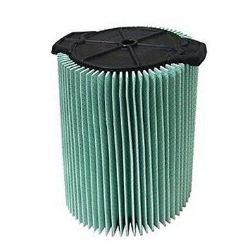 Ridgid Green 5-Layer HEPA Allergen Filter