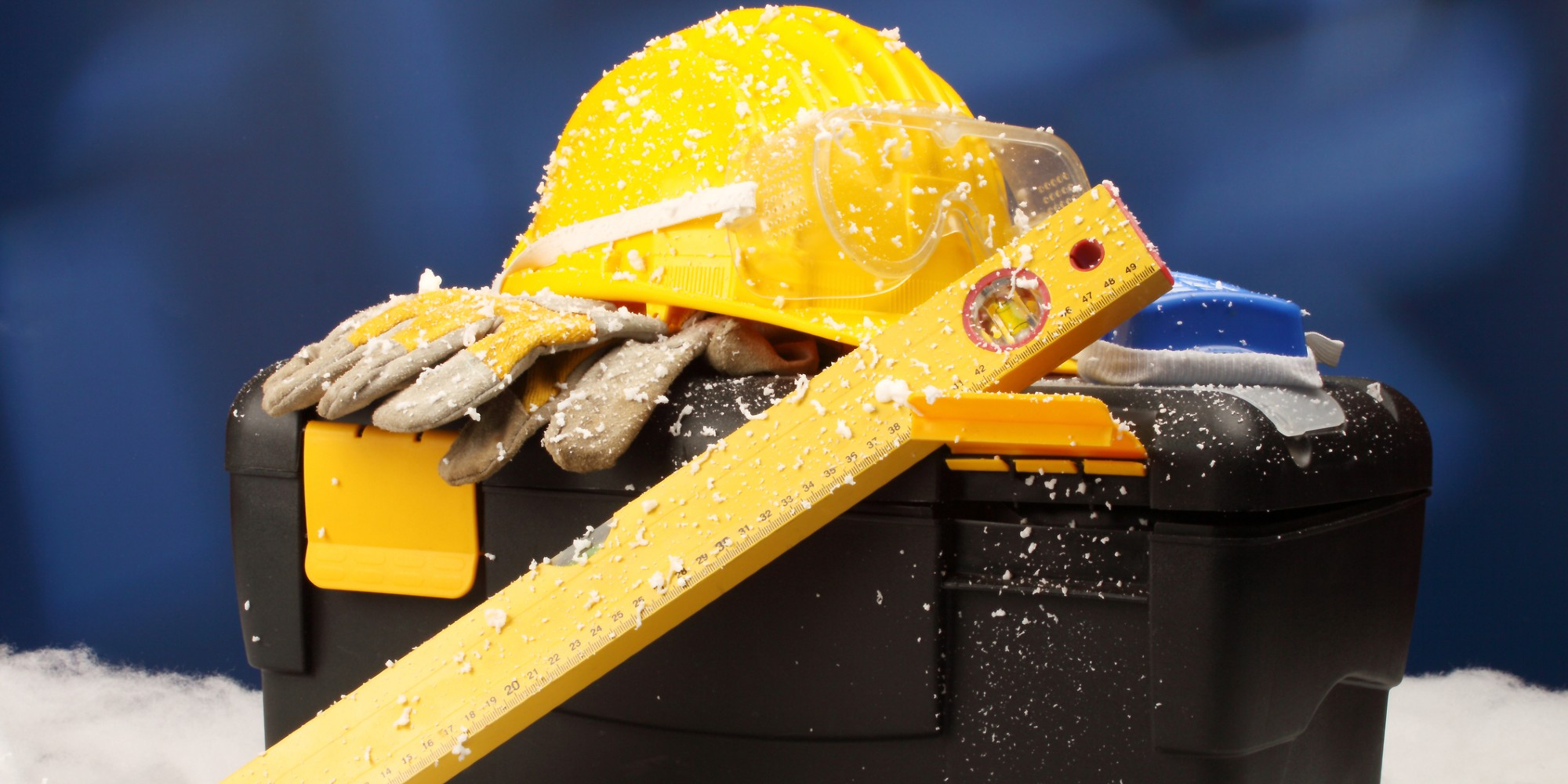 WOL PRO Blog - Winter Safety Job Site Tools
