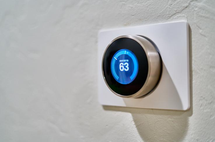 Hero Image - Smart Thermostat