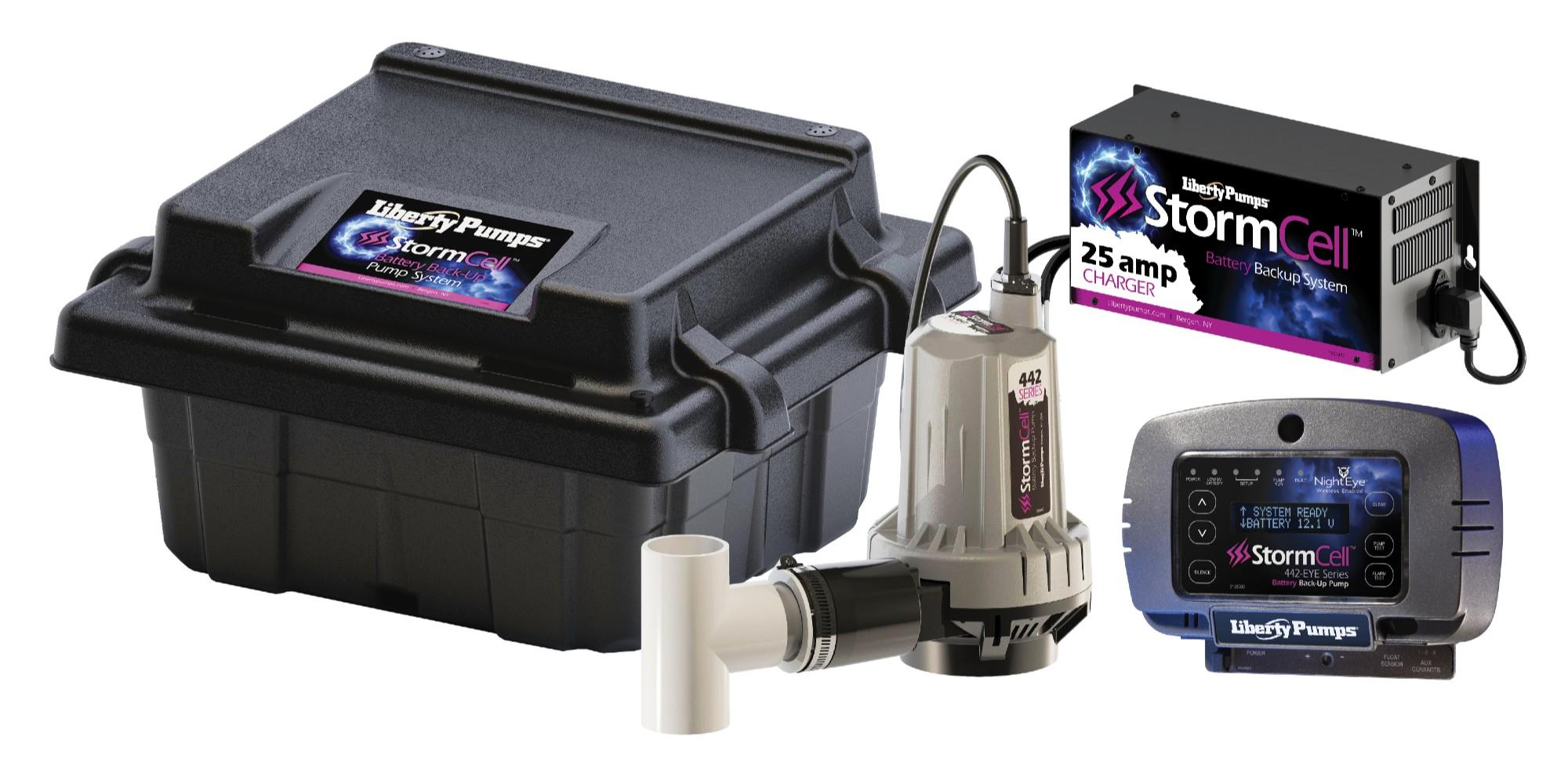 Liberty Pumps - Backup Pump 442 Series - Wolseley PRO Blog